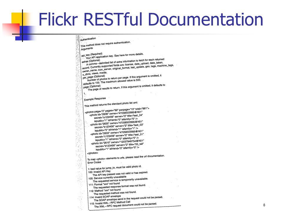REST Principles 19Service-Oriented Computing