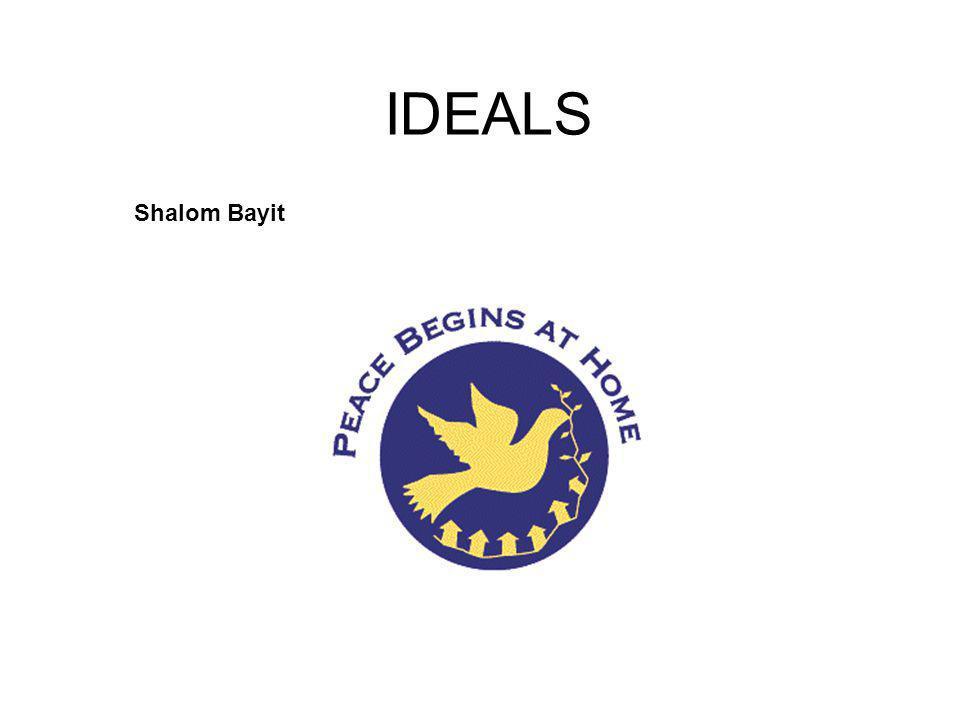 IDEALS Shalom Bayit