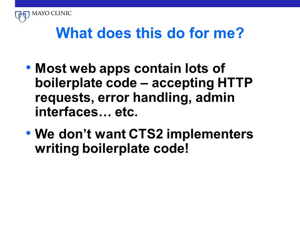 What does this do for me.Defines the CTS PIM interfaces in the code.