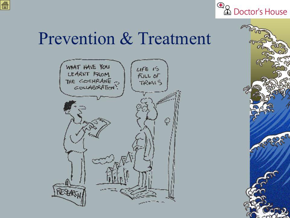 Prevention & Treatment