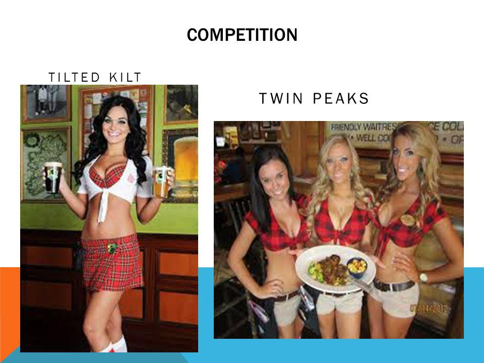 COMPETITION TILTED KILT TWIN PEAKS