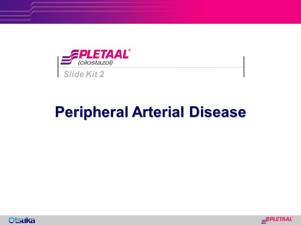 Slide Kit 2 Peripheral Arterial Disease