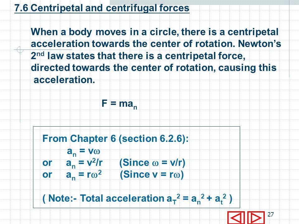26 Sub into (1): T = 295.15 - 30 x 0.11 = 291.9 N Block A P N1N1 F1F1 T 30º 30g 30º F1F1 N2N2 F2F2 T 15g N1N1 30º Block B From above, T = 295.15 - 30a