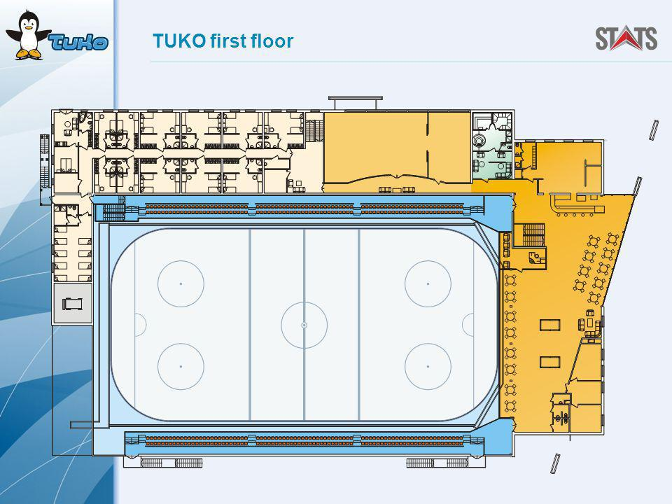 TUKO first floor