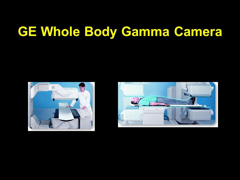 GE Whole Body Gamma Camera
