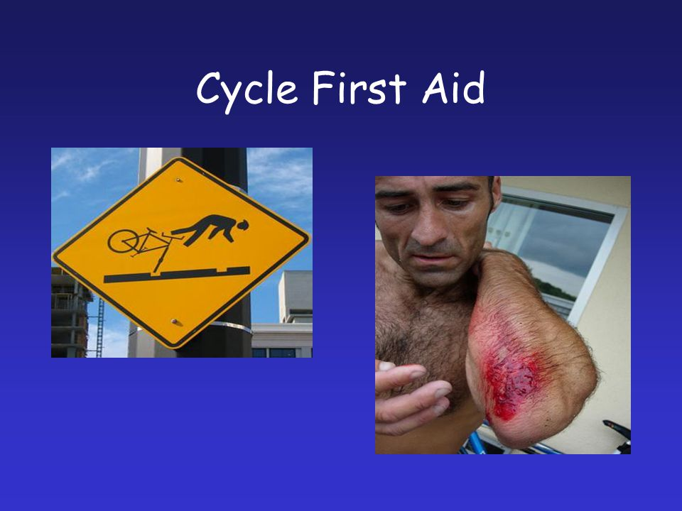 Cycle First Aid