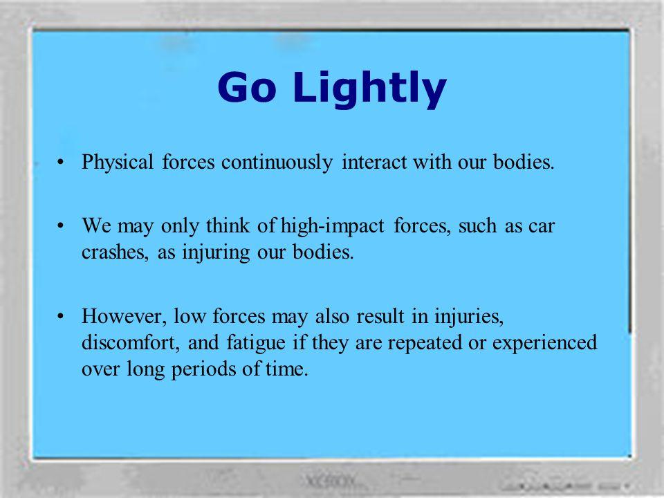 Go Lightly