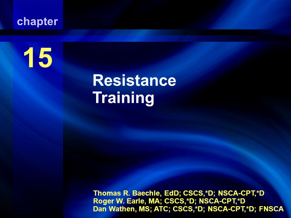Section Outline Step 6: Volume –Multiple Versus Single Sets –Training Status –Primary Resistance Training Goal Strength and Power Hypertrophy Muscular Endurance