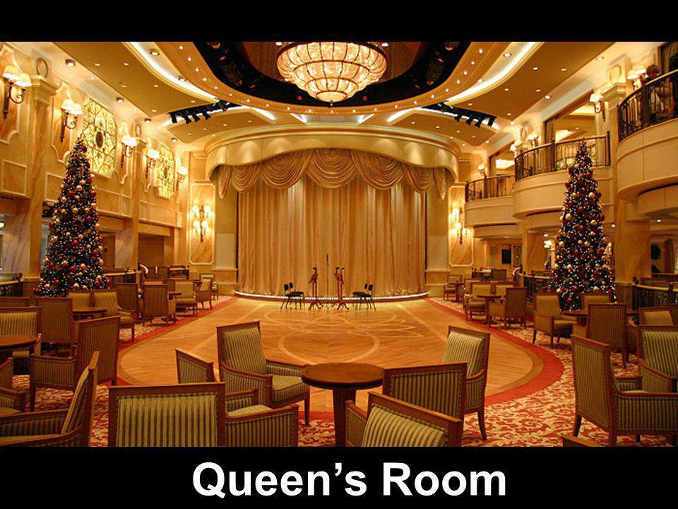 Queens Room