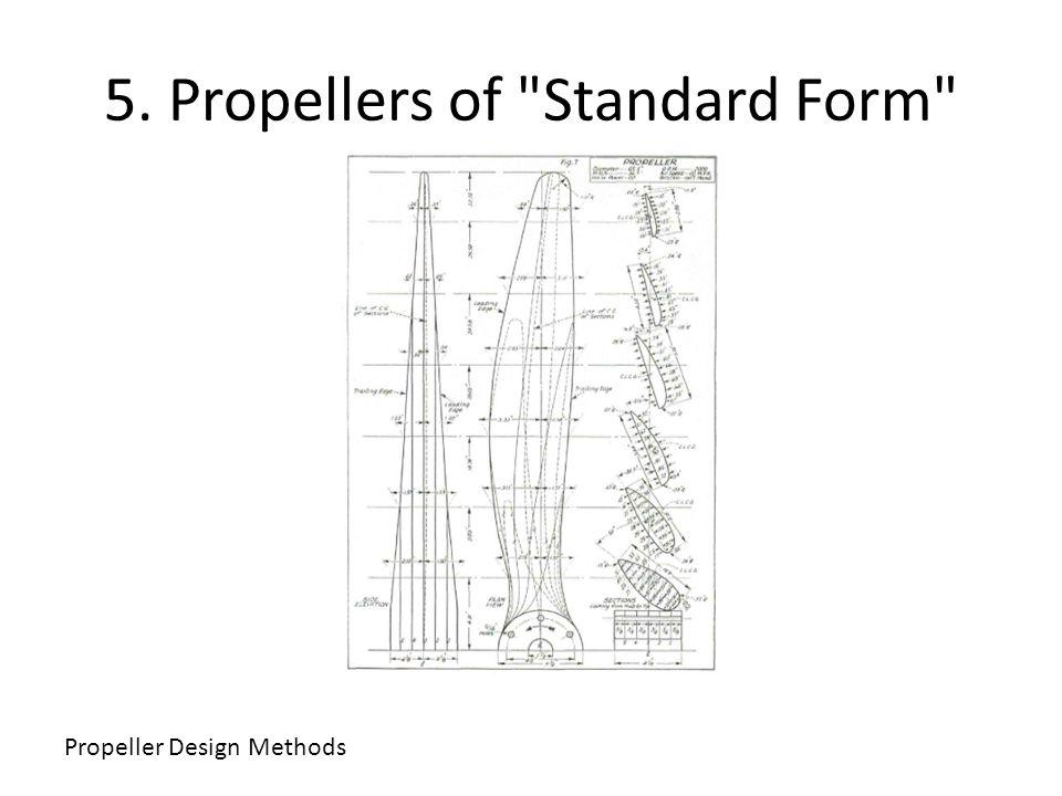 5. Propellers of