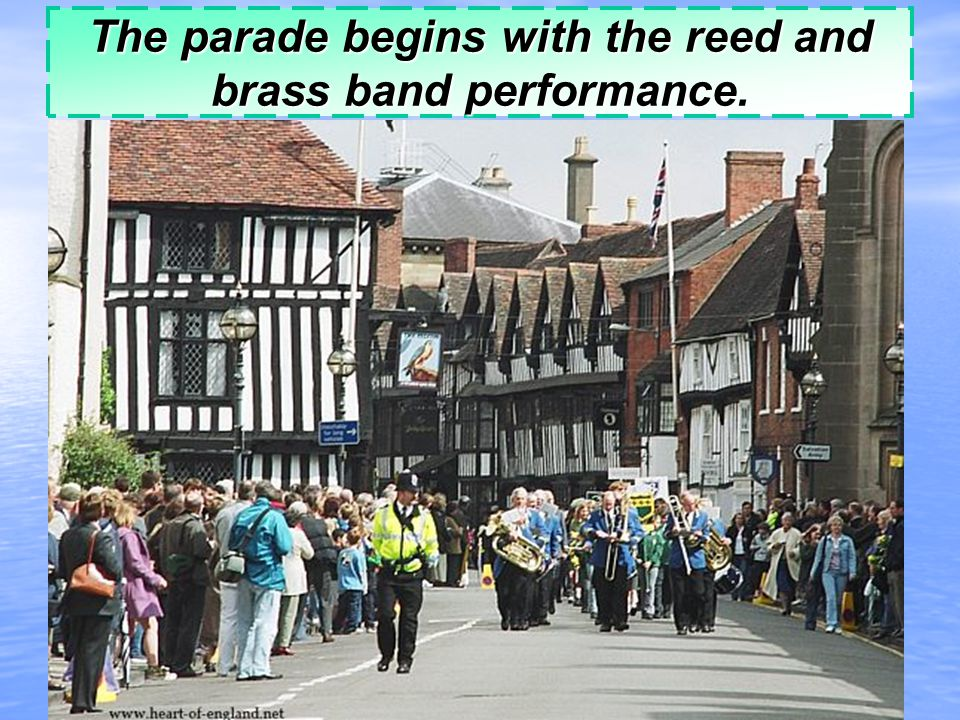 Shakespeares Birthday Celebrations In Stratford-Upon-Avon April 23rd (St George s Day) is the anniversary of Shakespeares birth, and it is also a time of celebrations in Stratford-Upon-Avon.