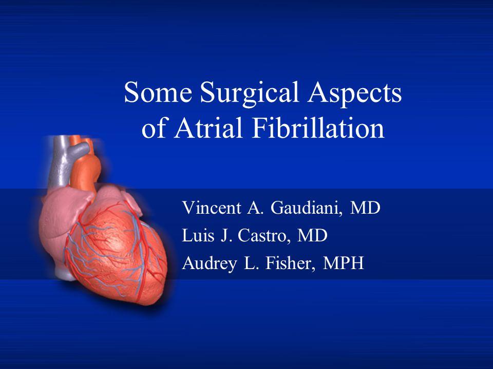 Optimum Therapy of AF demands: Ablation of AF Restoration of AV Synchrony Restoration of AV Transport