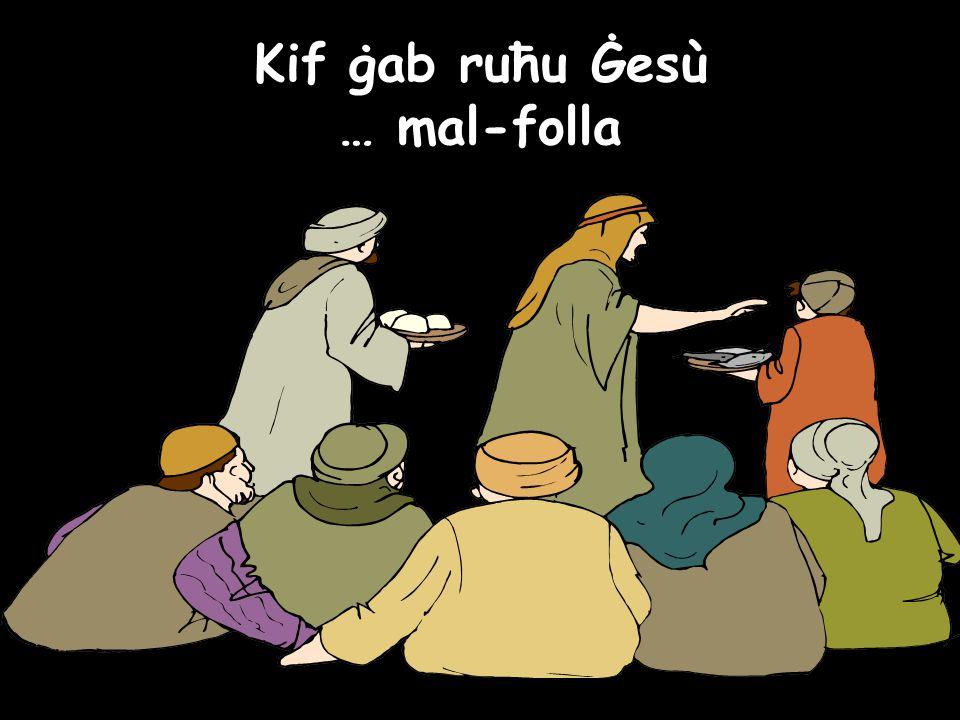 Kif se nġibu ruħna ma tfal oħra?