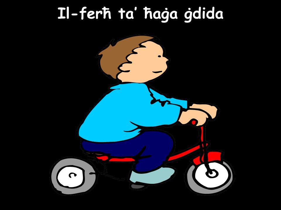 Il-ferħ ta grazzja ġdida