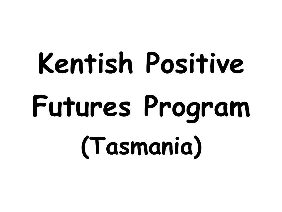 Kentish Positive Futures Program (Tasmania)