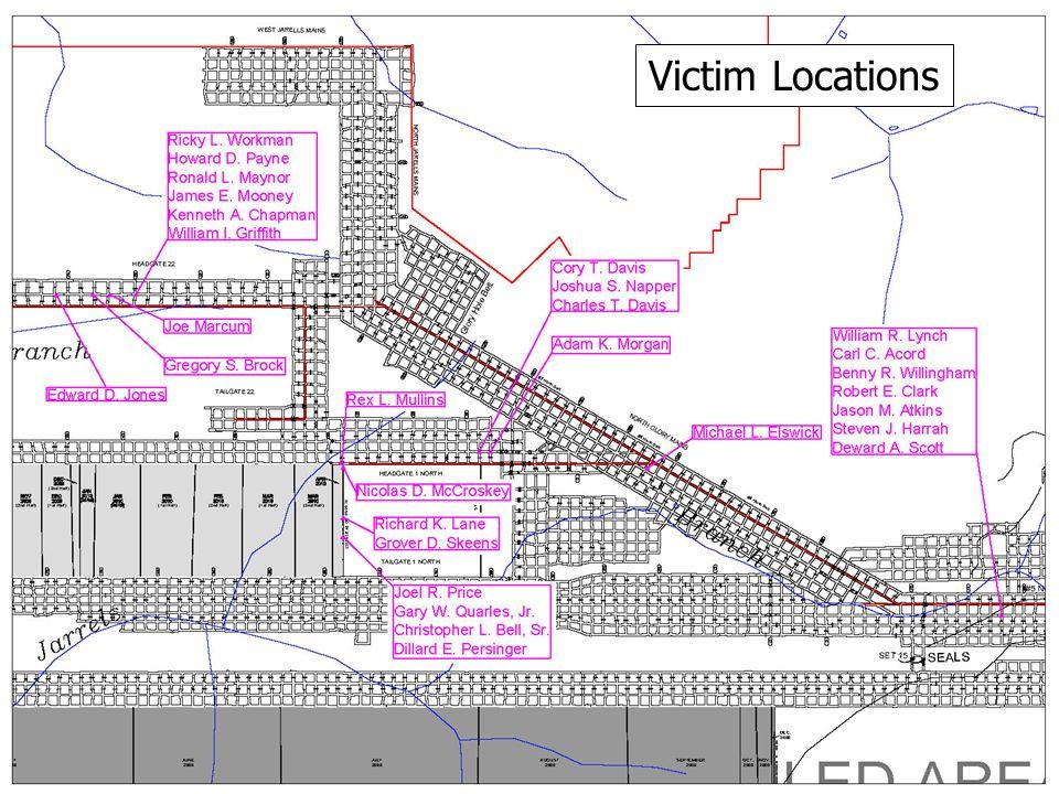3 Victim Locations