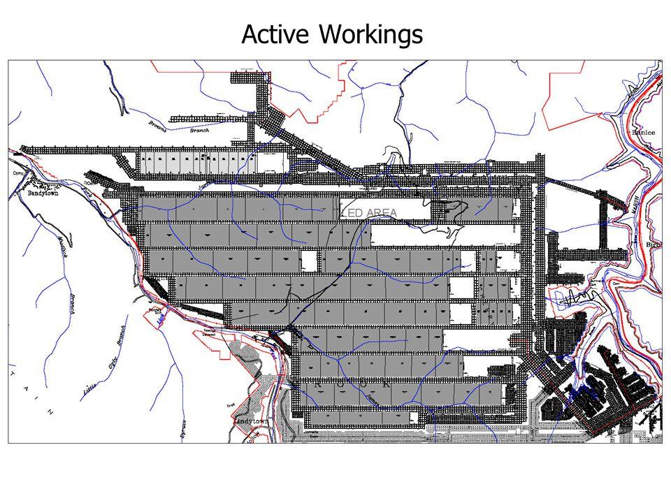 6 Active Workings