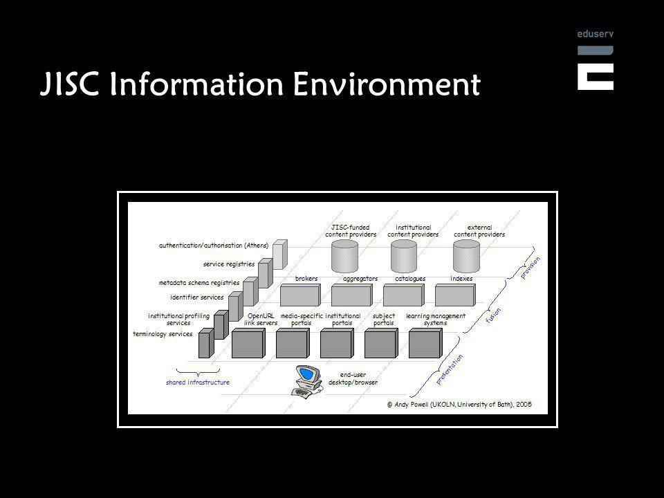 JISC Information Environment