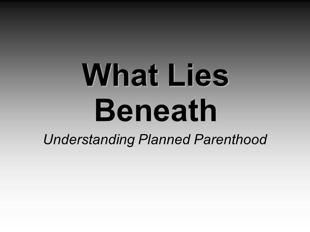 Planned Parenthood s History Founded as single birth control clinic in 1916 by Margaret Sanger Initial focus was birth control Changed name to Planned Parenthood Federation of America (PPFA) in 1942 Opened first abortion clinic in Syracuse, New York in 1970 Largest provider of abortion in America today