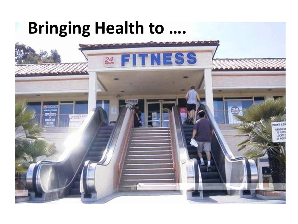 Bringing Health to ….