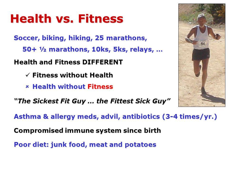 Health vs.