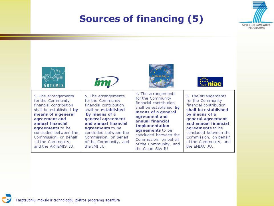 Tarptautinių mokslo ir technologijų plėtros programų agentūra 5.