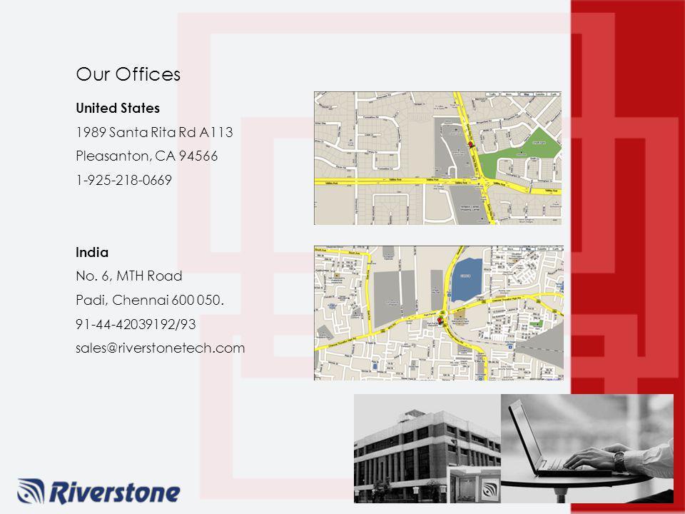 United States 1989 Santa Rita Rd A113 Pleasanton, CA 94566 1-925-218-0669 India No.