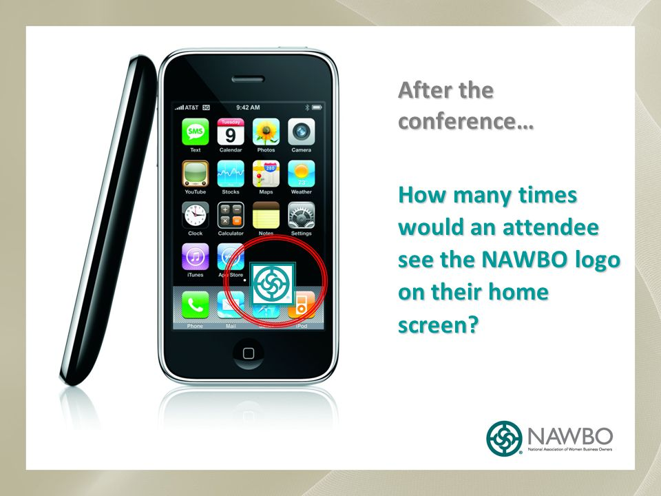 Introducing the NAWBO Conference Mobile App Where is the breakout session.