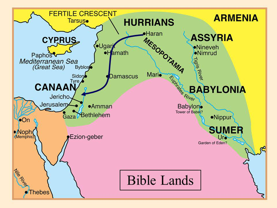 [4] So Abram went forth as the Lord had spoken to him; and Lot went with him. Now Abram was seventy- five years old when he departed from Haran.