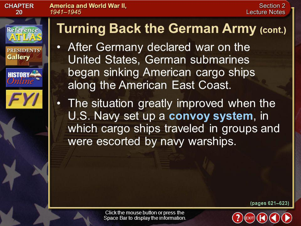 Section 2-13 Outmaneuvered and outfought, Americans suffered huge losses. The general in charge was fired and Patton was put in command. American and