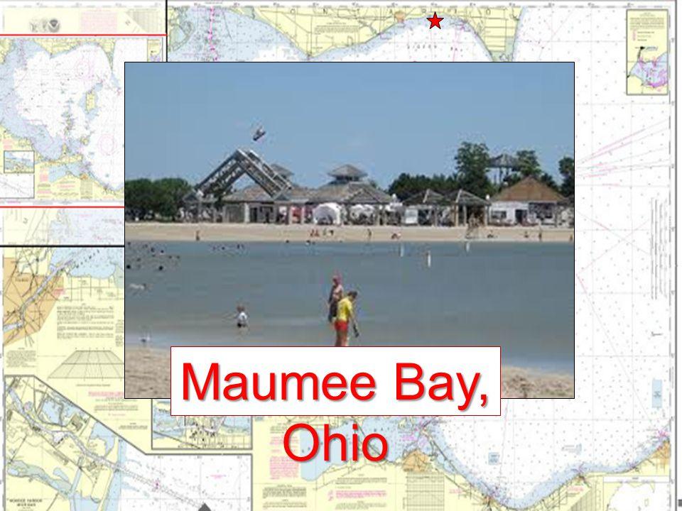 Maumee Bay, Ohio