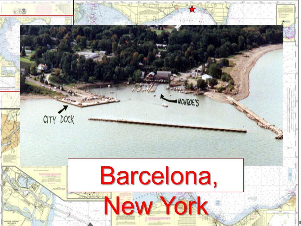 Barcelona, New York Barcelona, New York