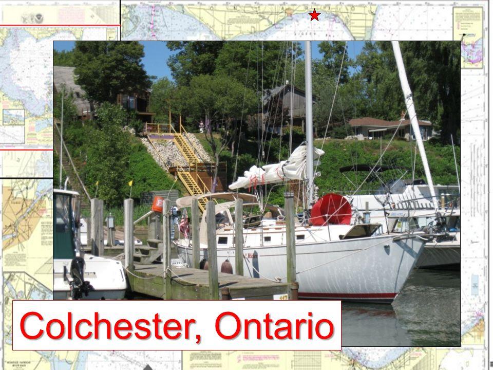 Rondeau Harbor, Ontario