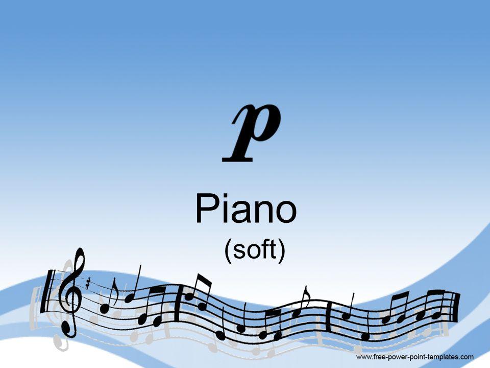 Piano (soft)