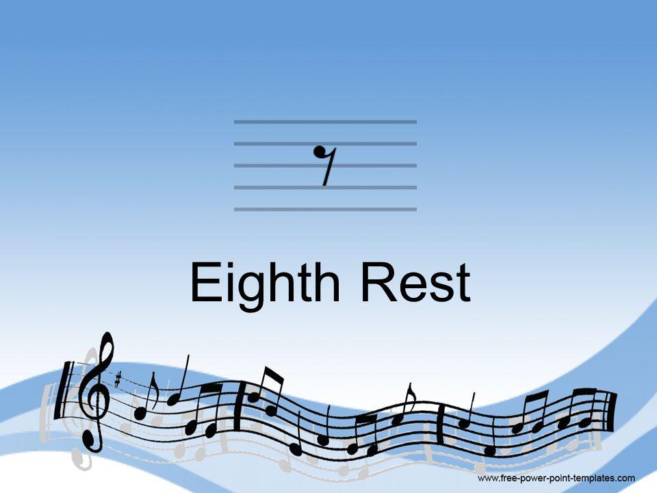 Eighth Rest