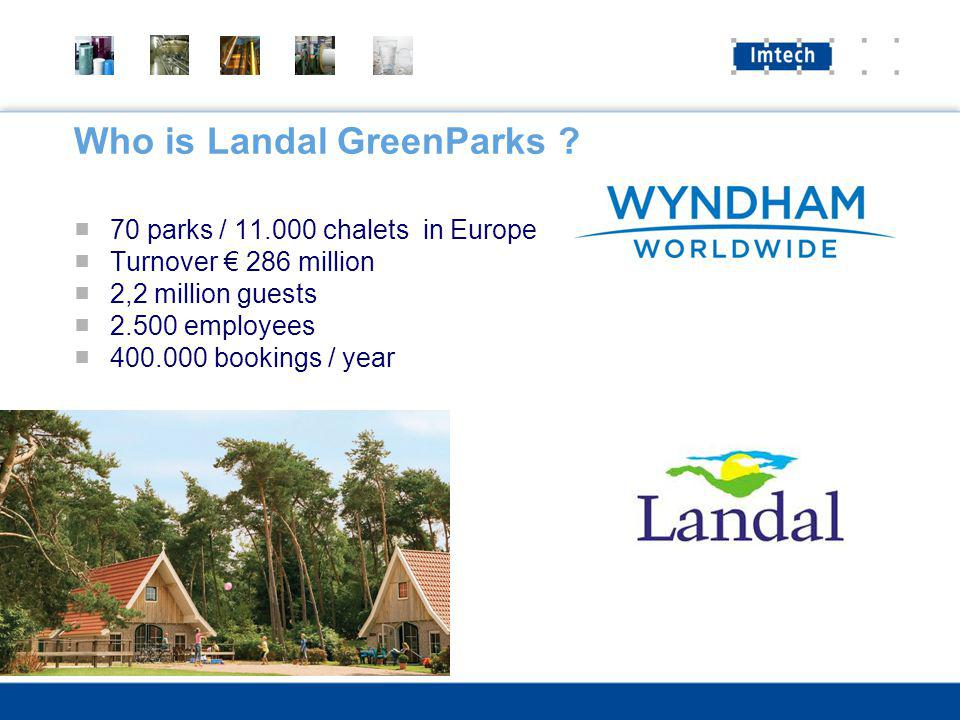 Who is Landal GreenParks .