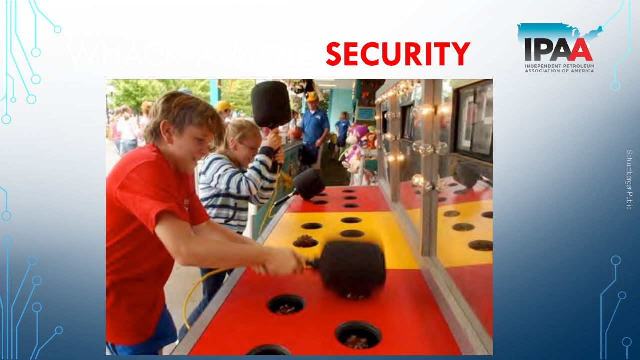 Schlumberger-Public WHACK-A-MOLE SECURITY