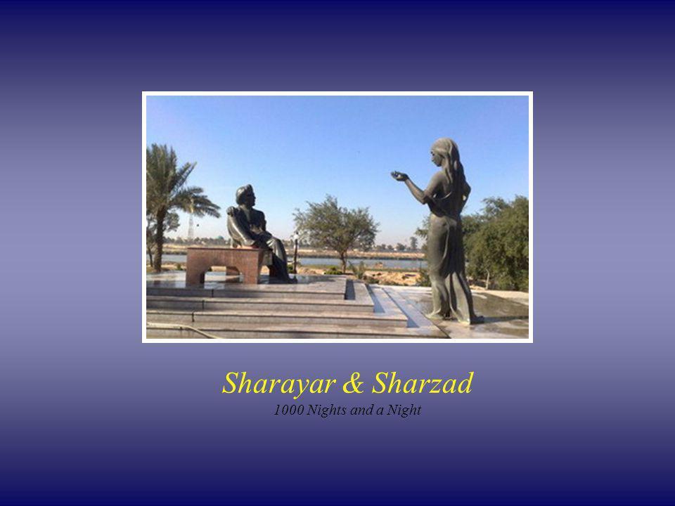 Sharayar & Sharzad 1000 Nights and a Night