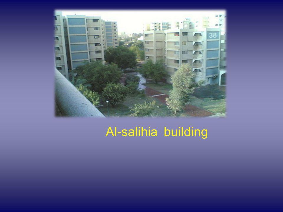 Al-salihia building