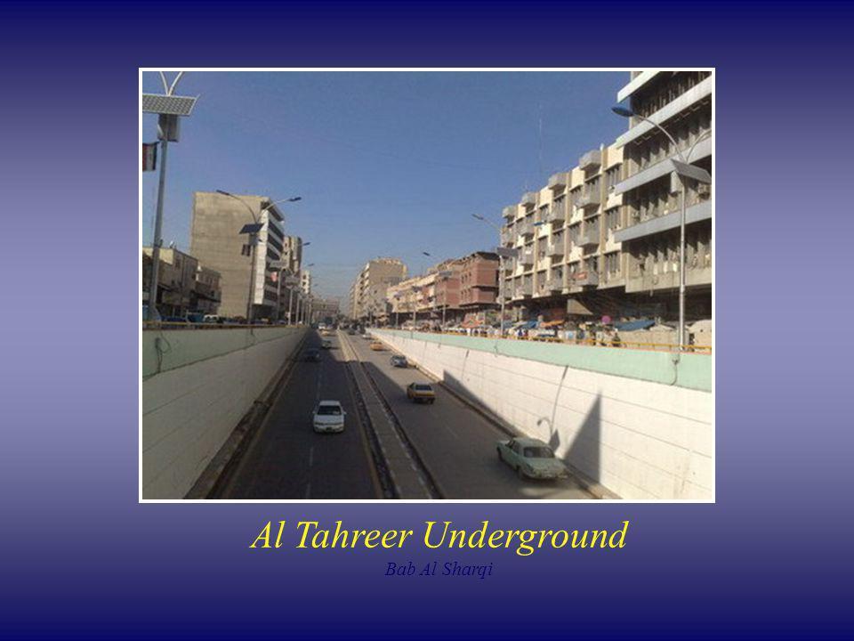 Al Tahreer Underground Bab Al Sharqi