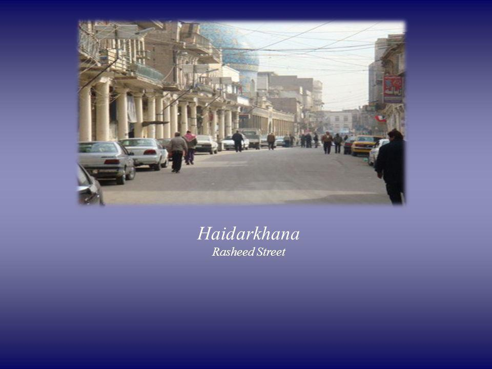 Haidarkhana Rasheed Street