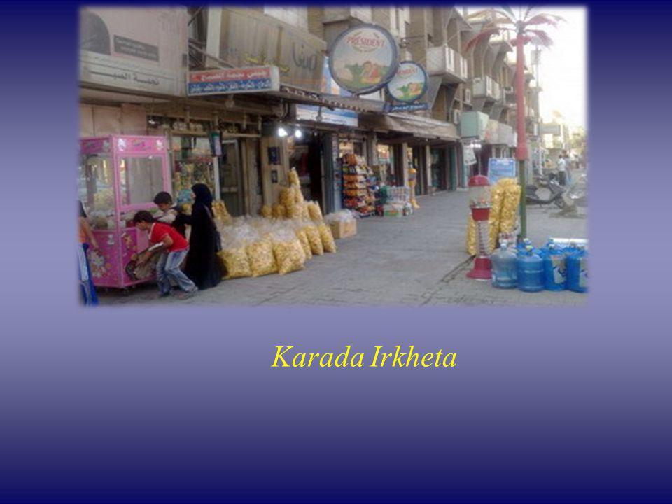 Karada Irkheta