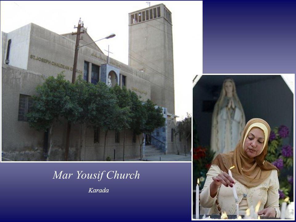 Mar Yousif Church Karada