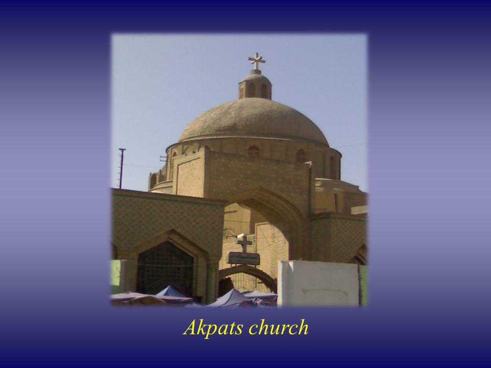 Akpats church