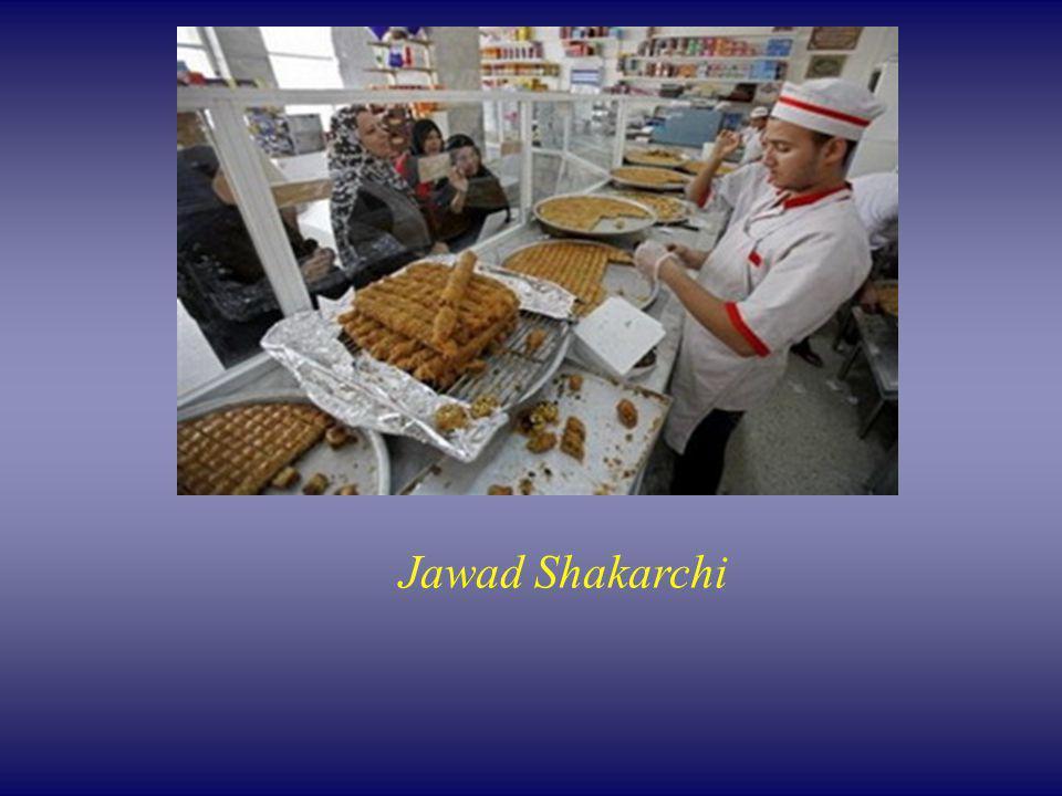 Jawad Shakarchi