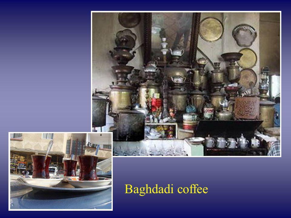 Baghdadi coffee
