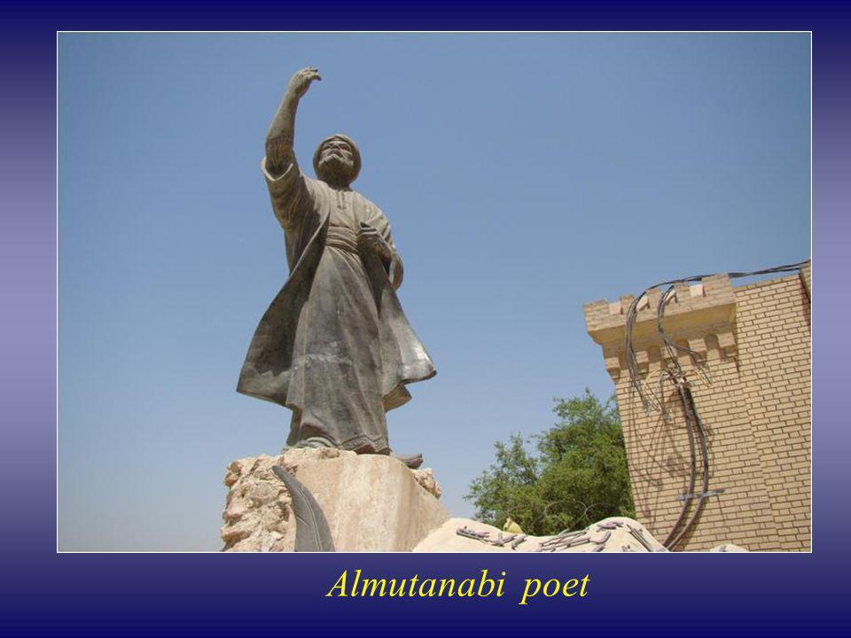 Almutanabi poet