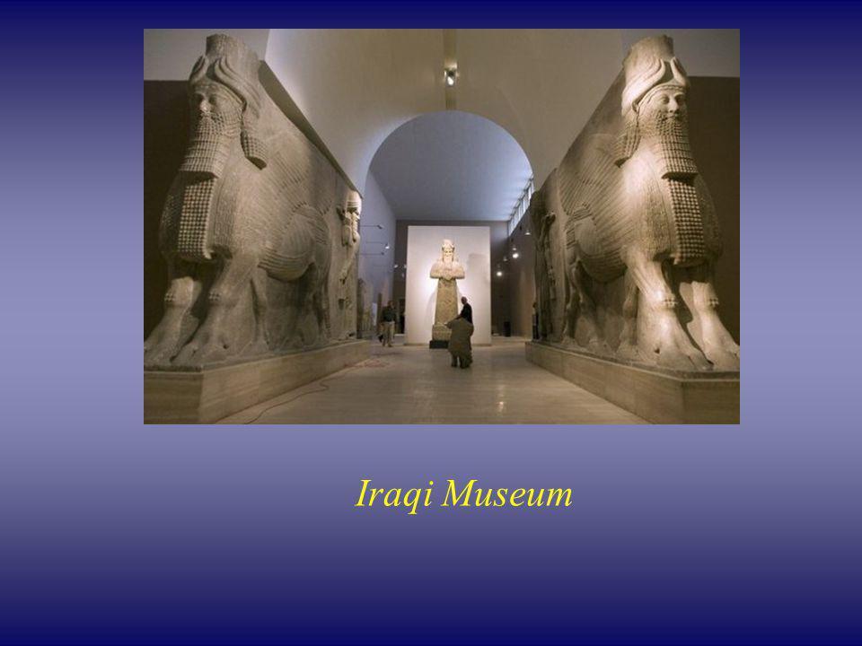 Iraqi Museum