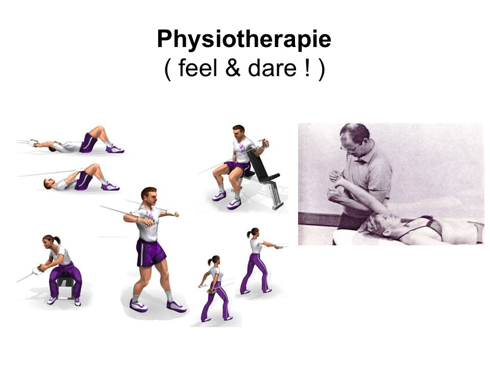 Physiotherapie ( feel & dare ! )