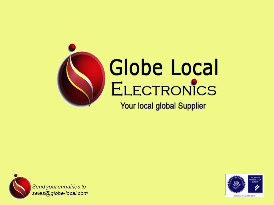 Send your enquiries to sales@globe-local.com